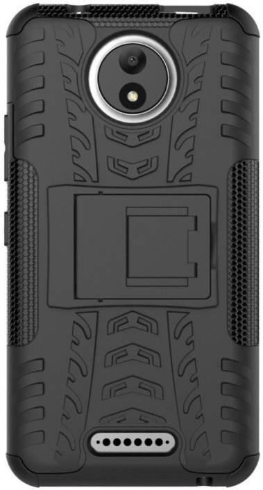 Piggycomz Back Cover for Motorola Moto C