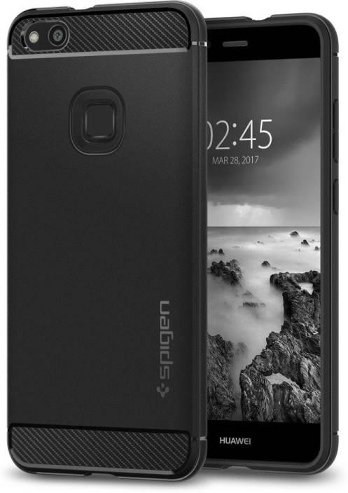 new product 8eaac bb7a0 Spigen Back Cover for Huawei P20 LITE - Spigen : Flipkart.com
