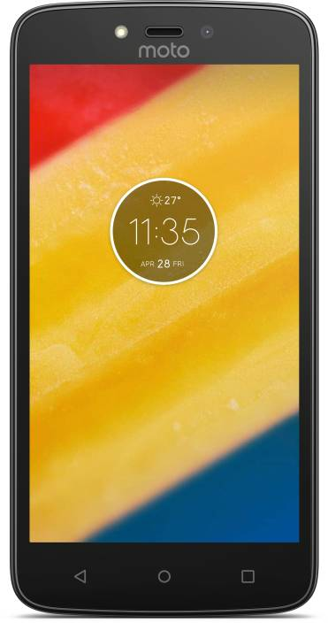 e295eb56f Motorola Moto C Plus  Buy Moto C Plus (Pearl White