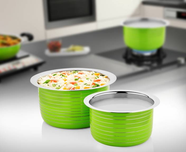CookAid Stainless Steel Tope Set Pot