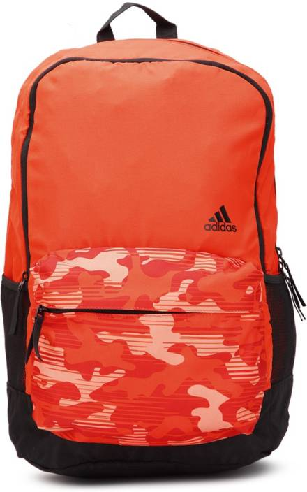 fd43bed30599 ADIDAS SW CLASSIC G BP 3.5 L Backpack ORANGE - Price in India ...