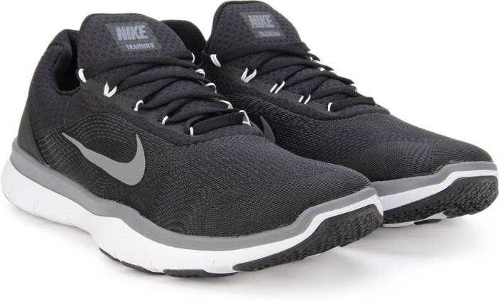 the latest b6c1d 96806 Nike FREE TRAINER V7 Training Shoes For Men (Black)