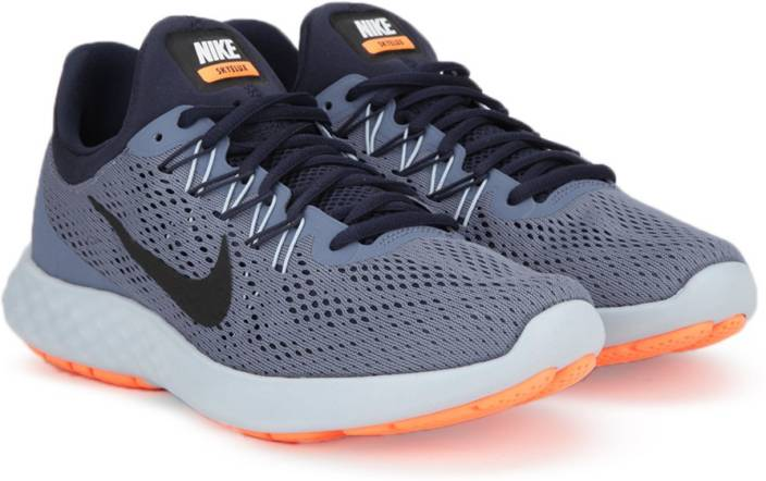 quality design e8525 25cd7 Nike LUNAR SKYELUX Running Shoes For Men (Blue)