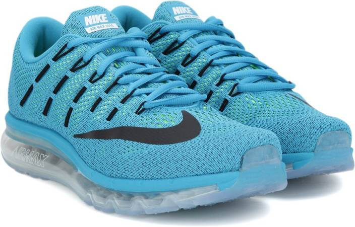 95dc093518 Nike AIR MAX 2016 Running Shoes For Men - Buy Blue Lagoon Color Nike ...