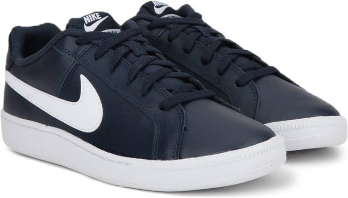d13e1280e53 Nike COURT ROYALE Sneakers For Men - Buy D.NVY/WHT Color Nike COURT ...