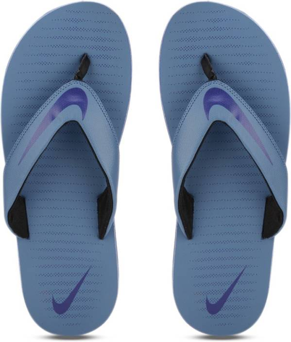 1bb05348c Nike CHROMA 5 THONG Flip Flops - Buy BLUE MOON COURT PURPLE-BLACK Color  Nike CHROMA 5 THONG Flip Flops Online at Best Price - Shop Online for  Footwears in ...