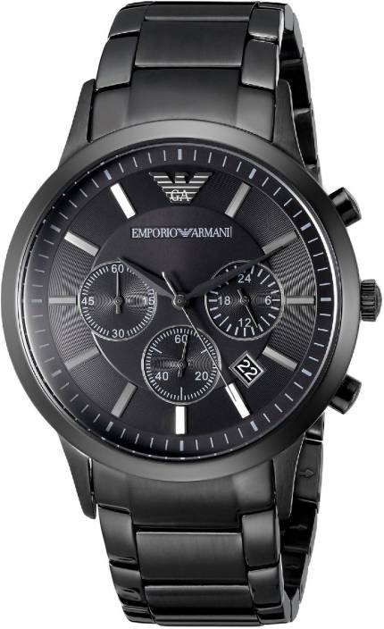 236b569af Emporio Armani AR2453 Classic Watch - For Men - Buy Emporio Armani AR2453  Classic Watch - For Men AR2453 Online at Best Prices in India   Flipkart.com
