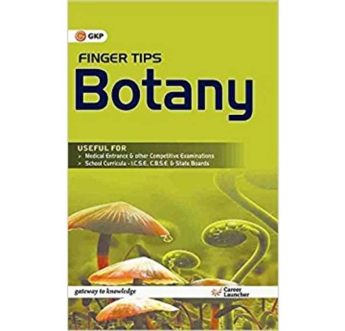 Formula At Finger Tips In Botany