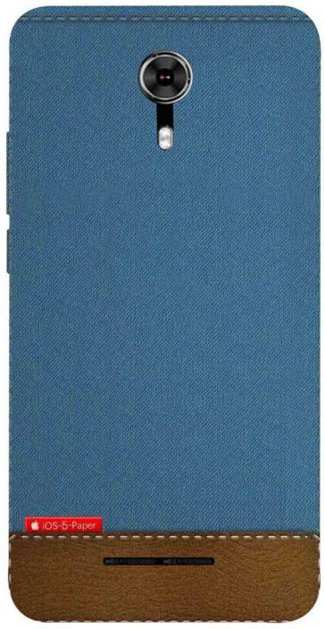 on sale 385f9 ca2f7 MobiMonk Back Cover for YU Yureka BLACK YU5040 - MobiMonk : Flipkart.com