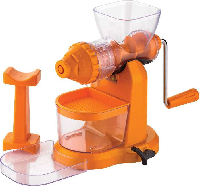 Aalap Deluxe Fruit & Vegetable Juicer Plastic Hand Juicer