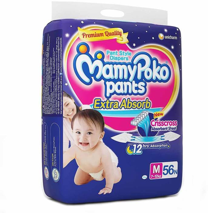 MamyPoko Extra Absorb Pants - M