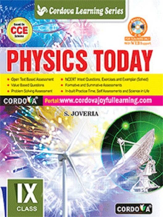 Cordova Physics Today 9th Class: Buy Cordova Physics Today