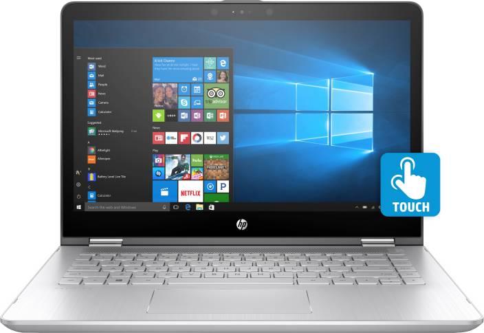 HP x360 Core i5 7th Gen - (8 GB/1 TB HDD/8 GB SSD/Windows 10 Home/2 GB Graphics) 14-ba073TX 2 in 1 Laptop