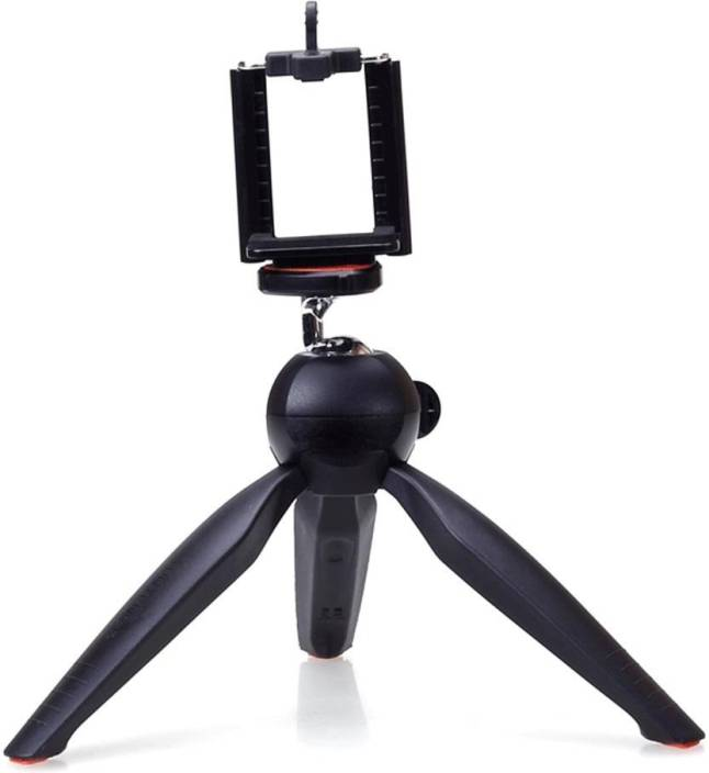 yantralay Yunteng YT-228 7 inch Mini Mobile Tripod With 360 degree Rotating Ball Head With Mobile Clip For Smartphones, GoPro & Digital Cameras Tripod ...