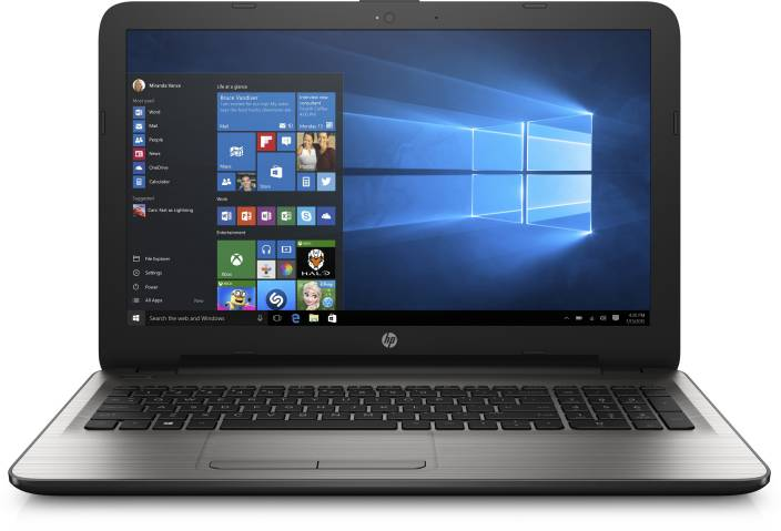 HP BA APU Quad Core A10 7th Gen - (4 GB/1 TB HDD/DOS/2 GB Graphics) 15-BA021AX Laptop