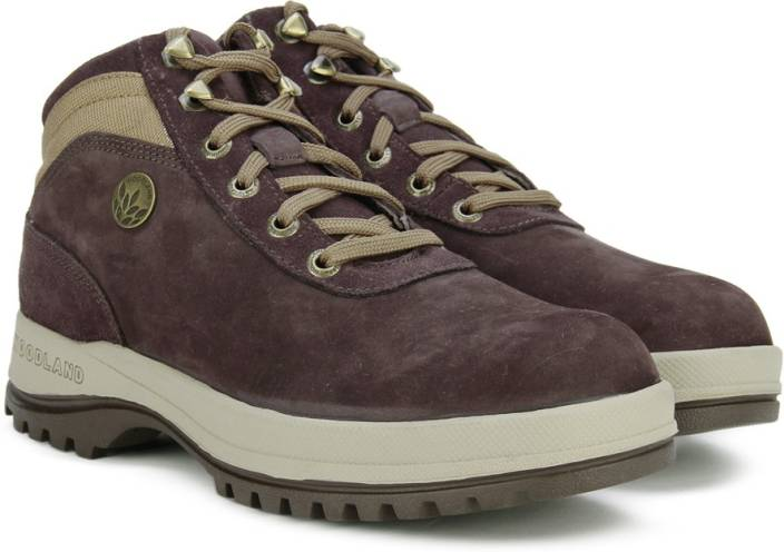 Woodland Leather Outdoors  Buy RB BROWN Color Woodland Leather Outdoors Online at Best Price  Shop Online for Footwears in India  3XdHSHqd