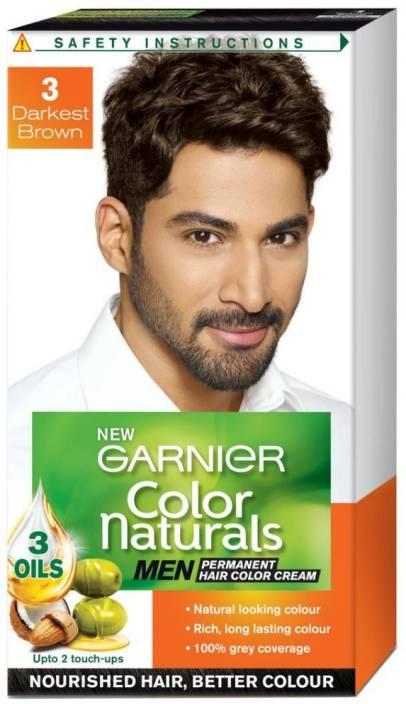 Garnier Color Naturals for Men Hair Color