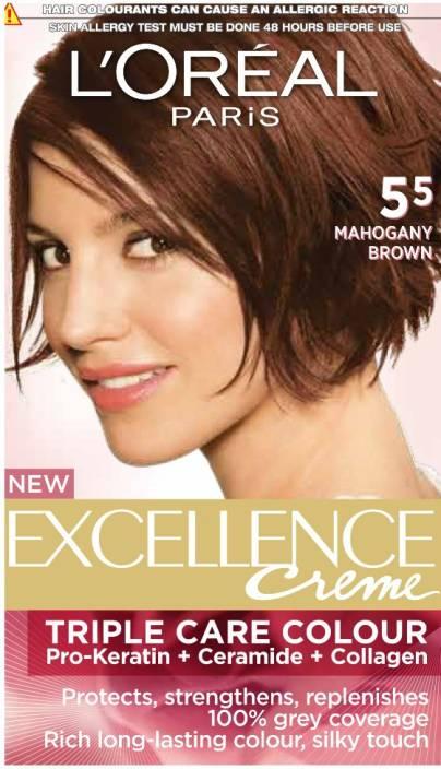 L'Oreal Paris Excellence Creme Hair Color