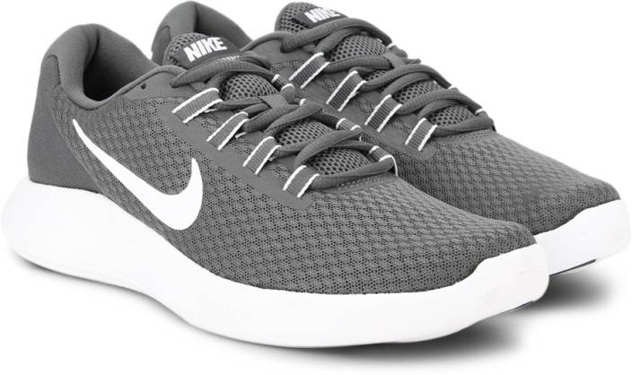fff30d194b68 Nike LUNARCONVERGE Running Shoes For Men - Buy DARK GREY WHITE ...