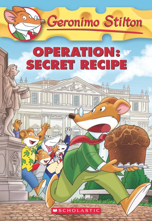 Operation - Secret Recipe