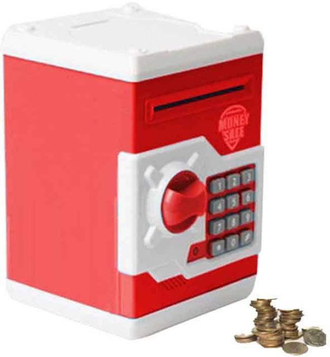 Matoshree Electronic Money Safe For Kids Coin Bank