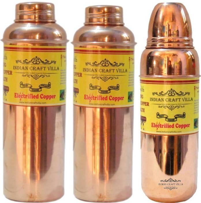 Indian Craft Villa ICV-C-7-1-281 2200 ml Bottle