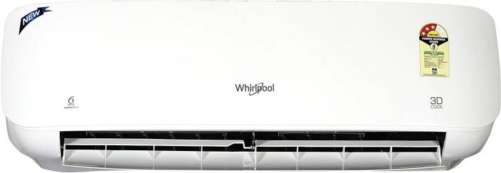 Whirlpool 1.5 Ton 3 Star BEE Rating 2017 Split AC  - Snow White