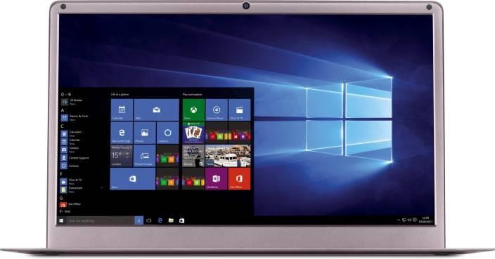 Lava Helium 14 Atom Quad Core - (2 GB/32 GB EMMC Storage/Windows 10 Home) C141 Thin and Light Laptop