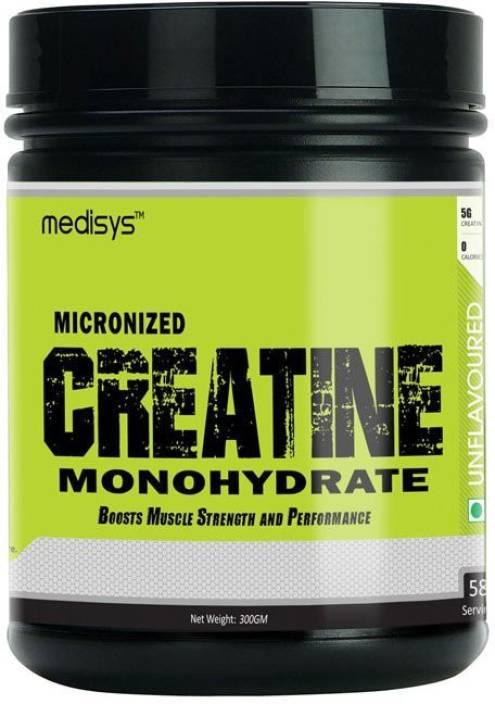 Medisys Micronized Creatine Monohydrate Creatine