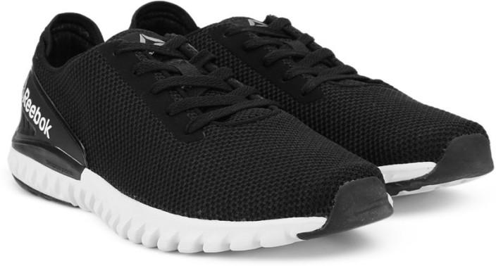 Reebok TWISTFORM 3.0 MU Running Shoes - Buy BLACK/WHITE/PEWTER ...