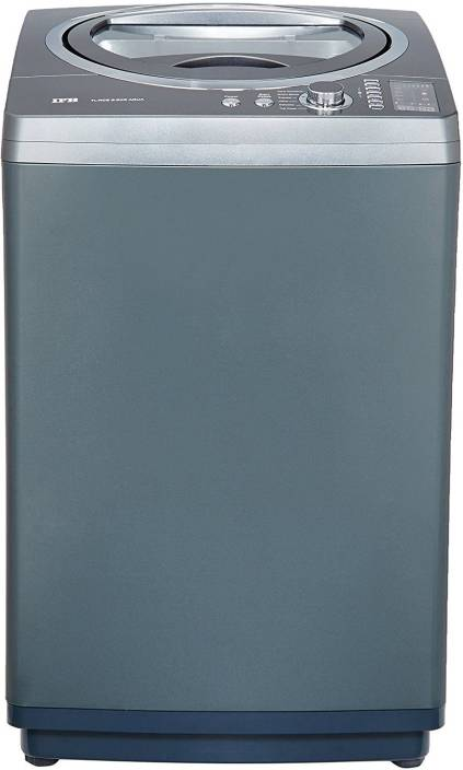 IFB 6.5 kg Fully Automatic Top Load Washing Machine Grey