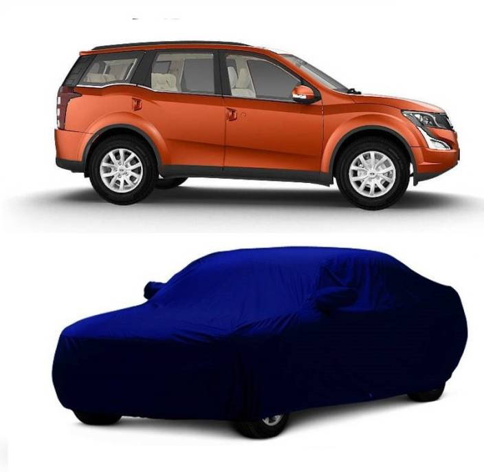 Motrox Car Cover For Mahindra Xuv 500 With Mirror Pockets Price In
