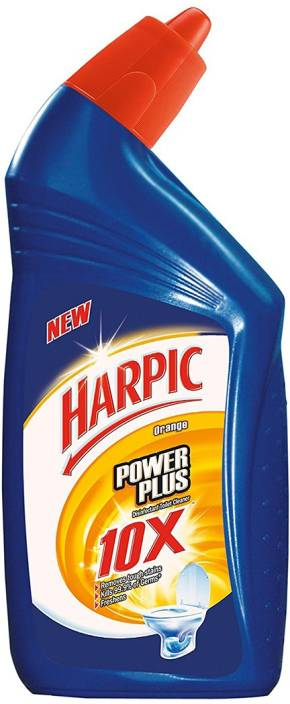 Harpic Power Plus Orange Liquid Toilet Cleaner