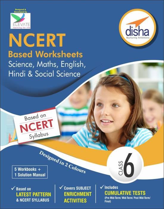 ncert based worksheets for class 6 science maths english hindi social buy ncert based. Black Bedroom Furniture Sets. Home Design Ideas