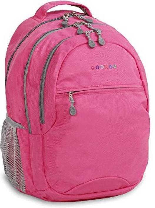 e25c15f25765 J World New York JWS-49 PINK Backpack