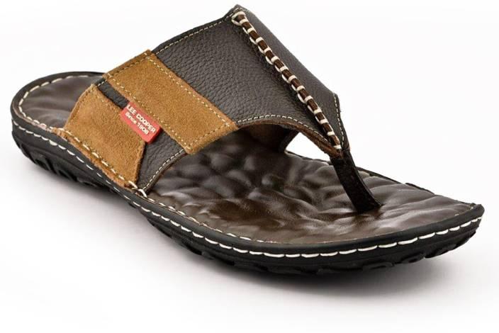 393e63464f0 Lee Cooper Men Brown Sandals - Buy Lee Cooper Men Brown Sandals Online at  Best Price - Shop Online for Footwears in India | Flipkart.com