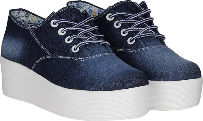 d67d89feedd5 Kraasa Mayo Canvas Shoes For Women - Buy Kraasa Mayo Canvas Shoes ...