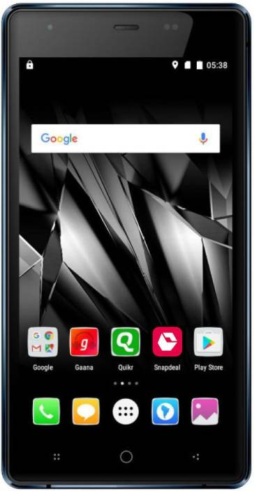 Micromax Canvas 5 Lite (Slate Grey, 16 GB)