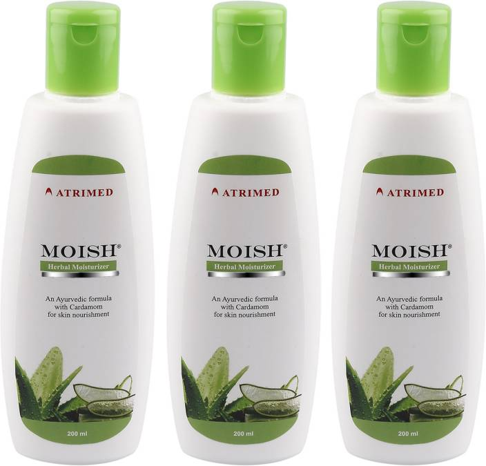Atrimed Moish Herbal Moisturizer