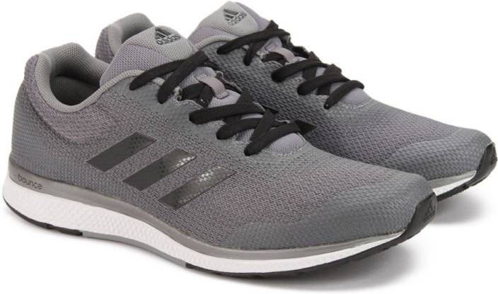 4a0616675 ADIDAS MANA BOUNCE 2 M ARAMIS Running Shoes For Men - Buy GREY ...
