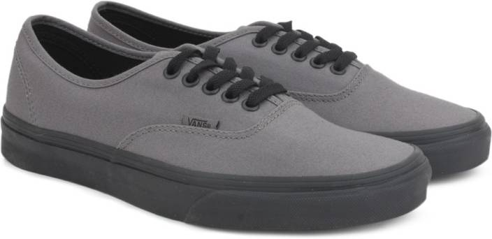 aad181bf75 Vans AUTHENTIC Sneakers For Men - Buy (POP OUTSOLE) PEWTER BLACK ...