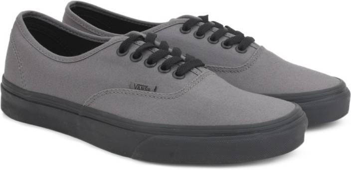 cab66c1859 Vans AUTHENTIC Sneakers For Men - Buy (POP OUTSOLE) PEWTER BLACK ...