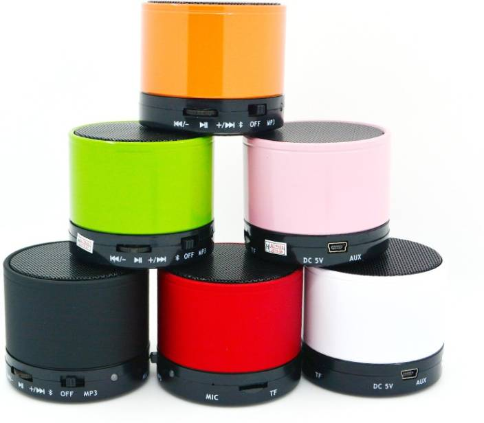 MEZIRE S10 G-7 Portable Bluetooth Mobile/Tablet Speaker