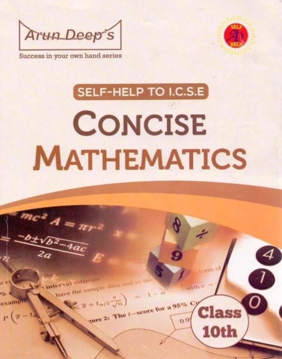 Concise Mathematics Class 10 Icse Pdf