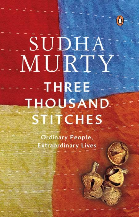 Three Thousand Stitches : Ordinary People, Extraordinary Lives