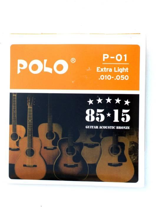 Ebullient Art Acoustic Polo Strings Guitar String