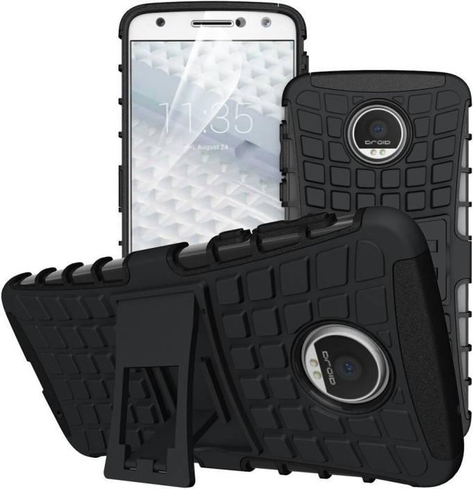 DYNE CASE Back Cover for Motorola Moto E4 Plus