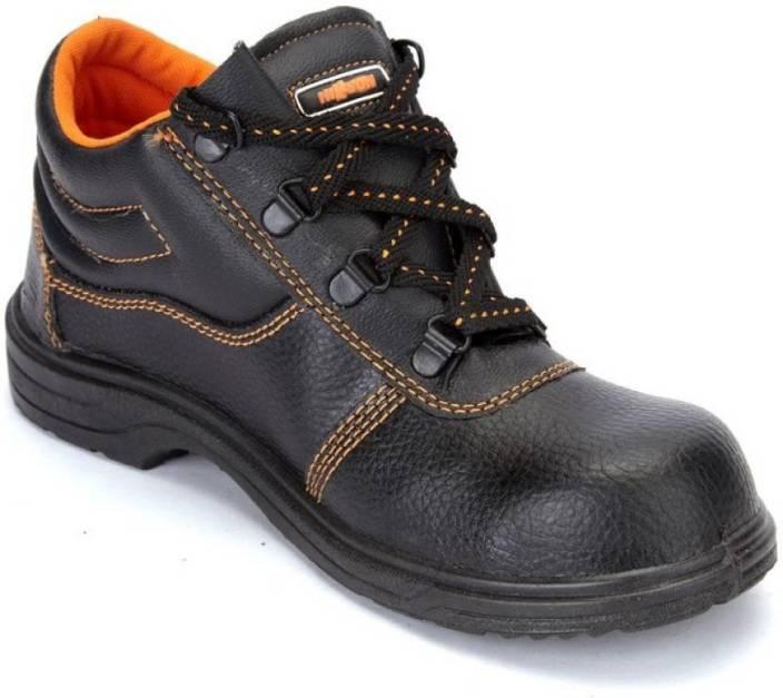 Hillson Hillson Beston Safety Shoe Lace Up For Men