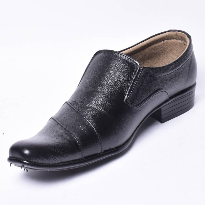 67fea408649ac3 Altitude 100% Pure Leather Formal Shoe Slip On For Men - Buy ...