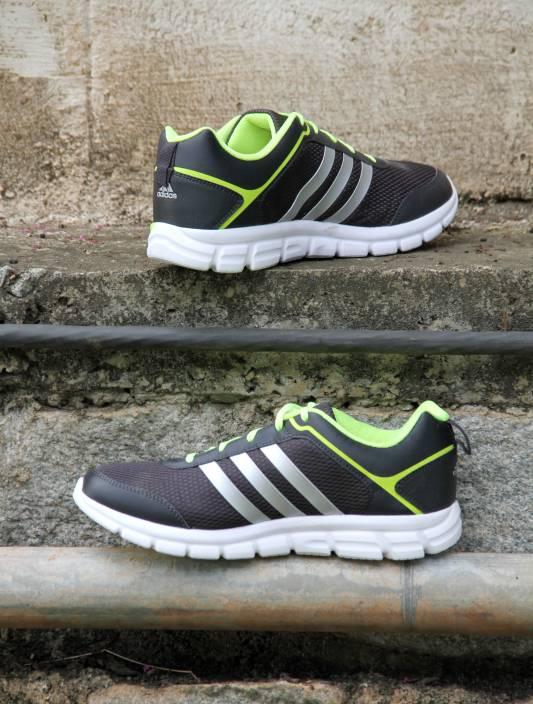 0c01ca1534caf4 ADIDAS MARLIN 5.0 M Running Shoes For Men - Buy UTIBLK SILVMT SYELLO ...